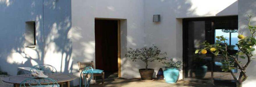 Location de vacances en Corse appartement
