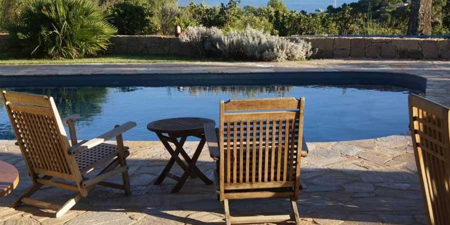 une villa en Corse