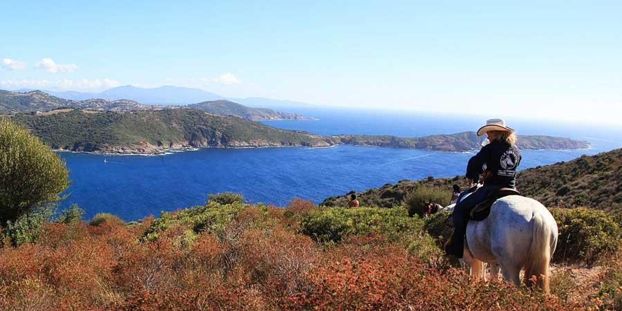 les vacanciers en Corse